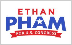 Ethan Pham For Congress